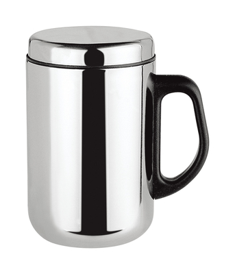China 350ml & 500ml Stainless Steel Mug Double Wall Stainless Steel Coffee Cup supplier