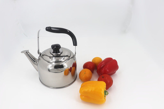 3.0L - 7L Stainless Steel Whistling Kettle Silver Color With Mirror Polishing