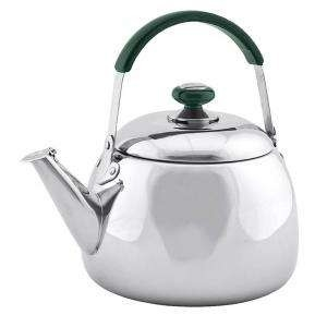 Home Kitchen Stainless Steel Tea Kettle / Stove Top Water Kettle With Bakelite Handle